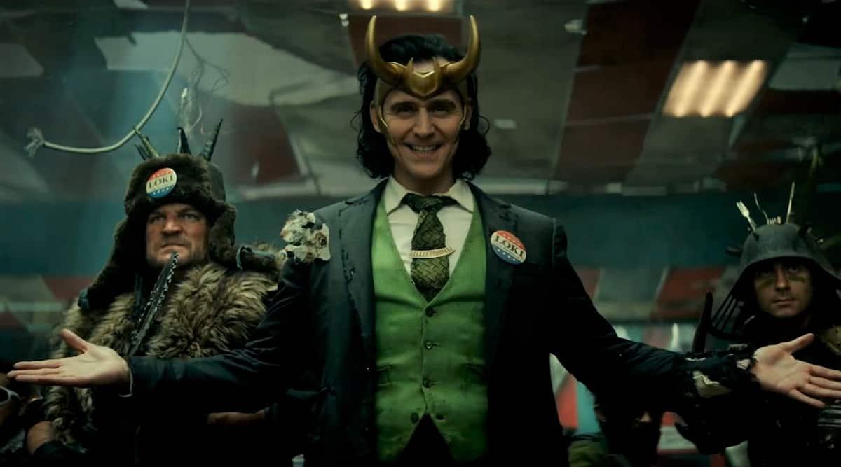 Loki, Loki trailer