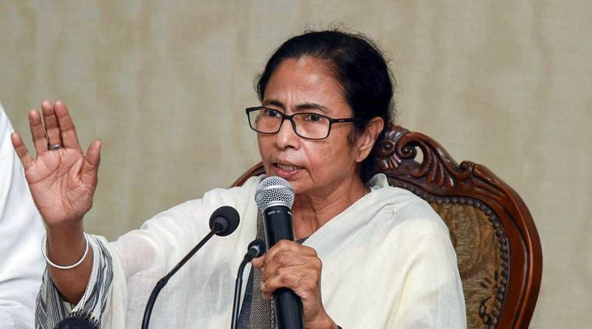 Mamata Banerjee, West Bengal covid, West Bengal covid vaccination, West Bengal free covid vaccine, west bengal news, indian express news
