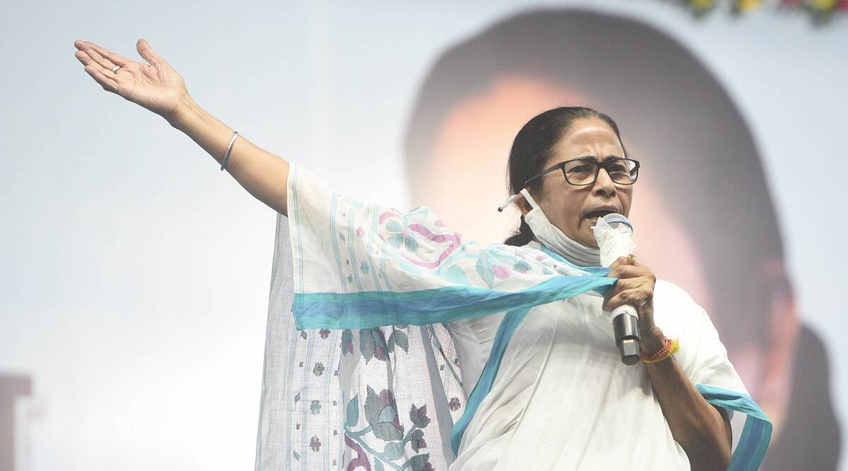Mamata Banerjee, Mamata rally, TMC rally, Bengal polls, Mamata to Matua voters, Bengal news, Kolkata news, Indian express