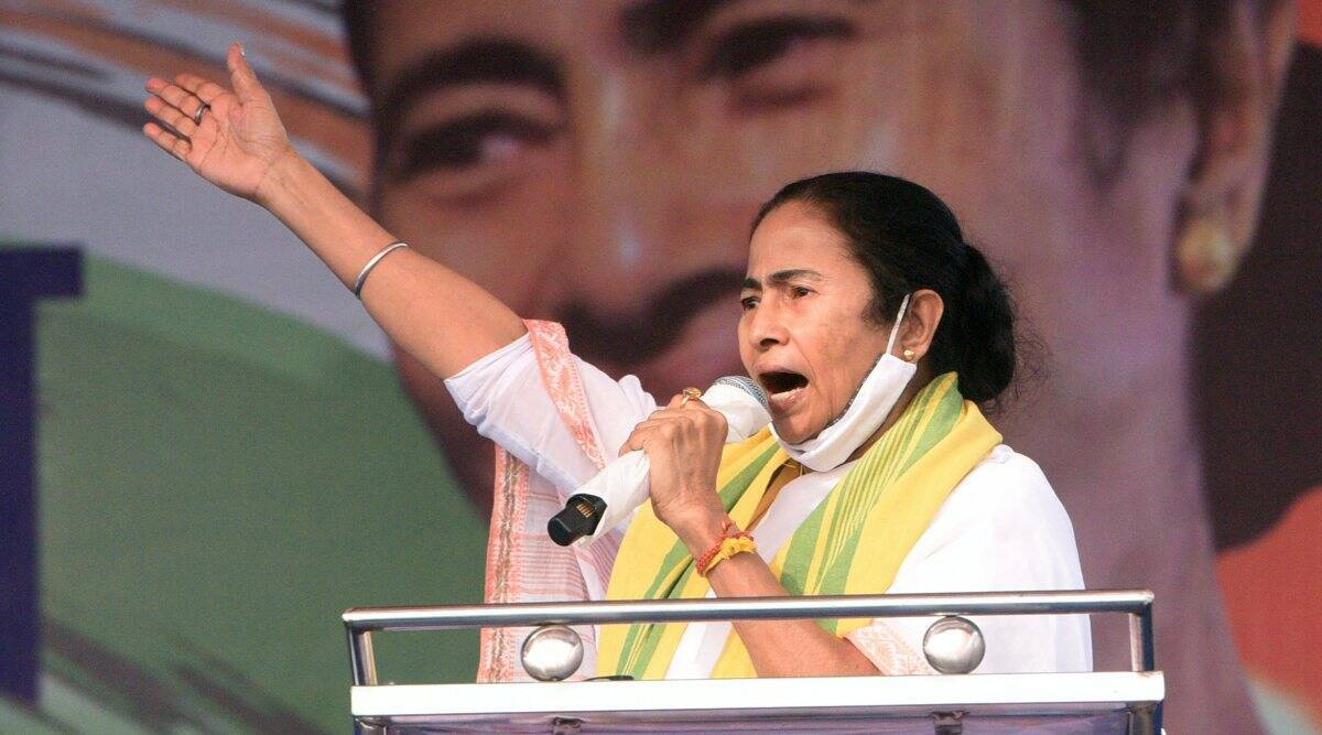 mamata banerjee, tmc, bjp, west bengal, kolkata news, indian express