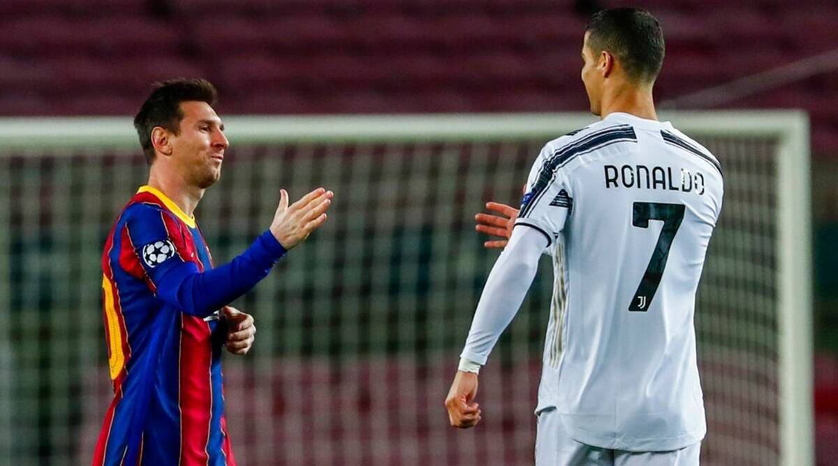 Lionel Messi didn't vote for Cristiano Ronaldo for FIFA Men's Player Award - The Indian Express