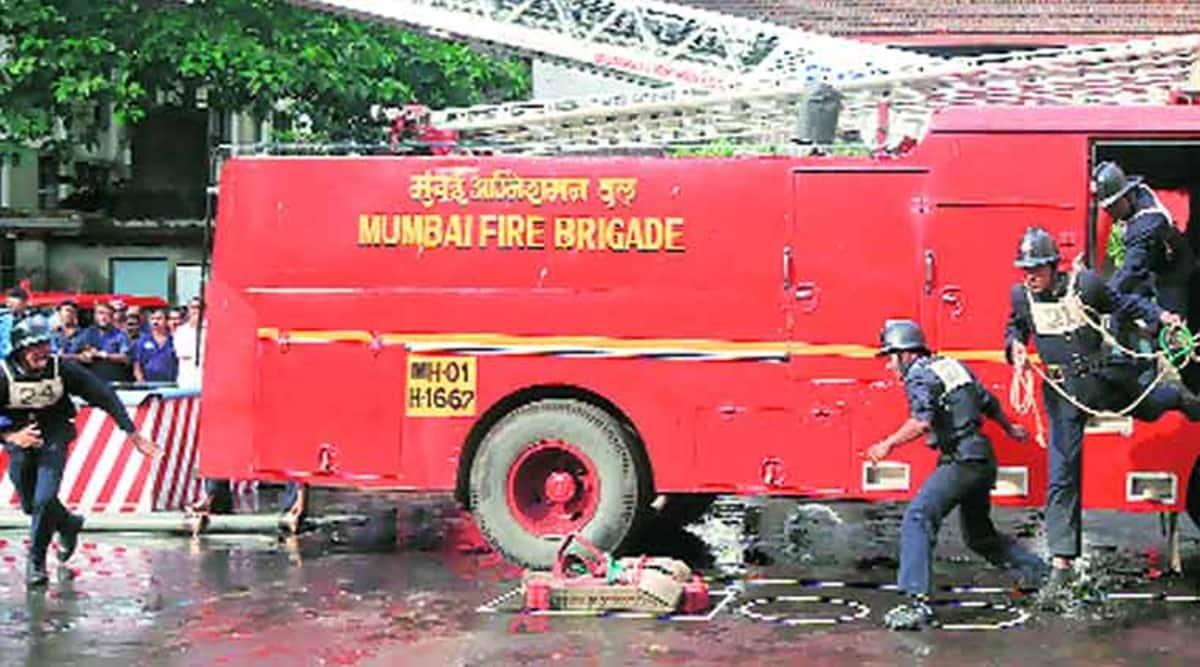 Mumbai fie brigade, mumbai fire brigade sop, mumbai fire brigade revives SOP, mumbai news, indian express news