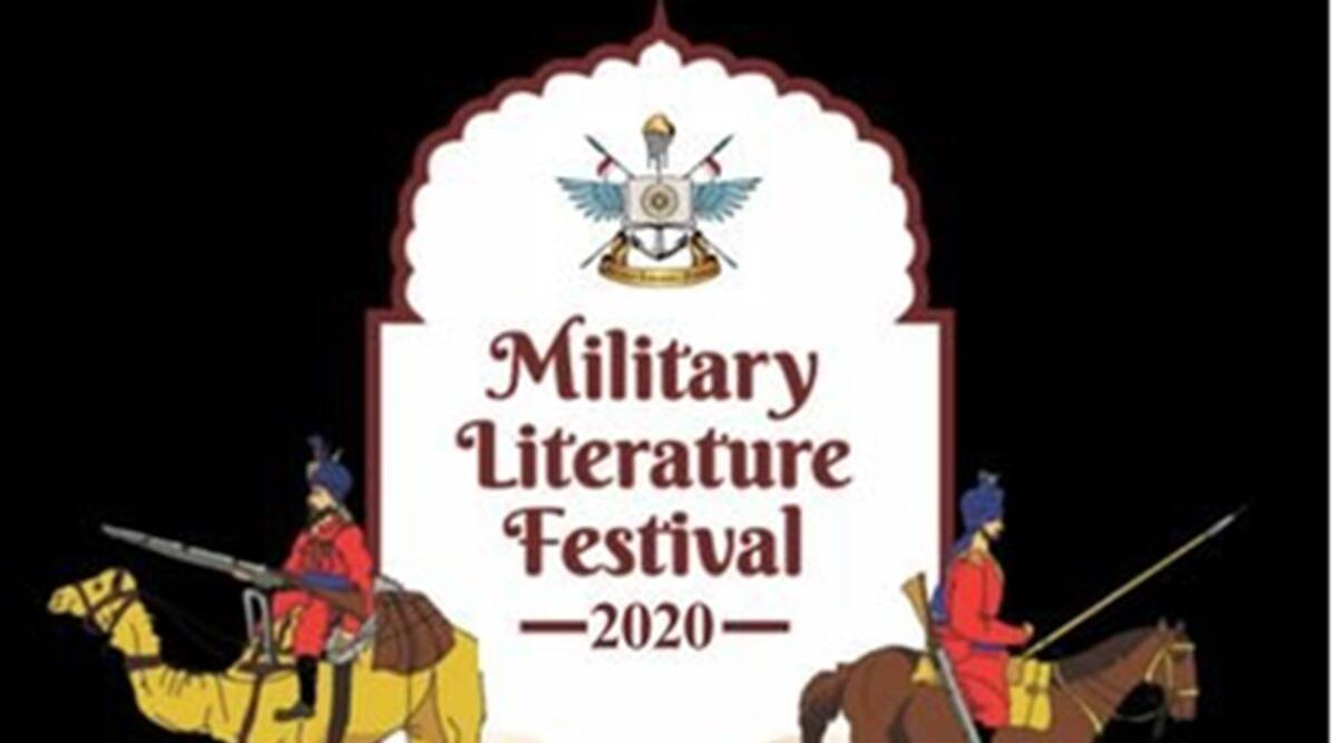 Military Literature Festival, india china face off, Military Literature Festival fourth edition, Ambassador Gurjit Singh, defence expert, Lt Gen PM Bali, indian express news