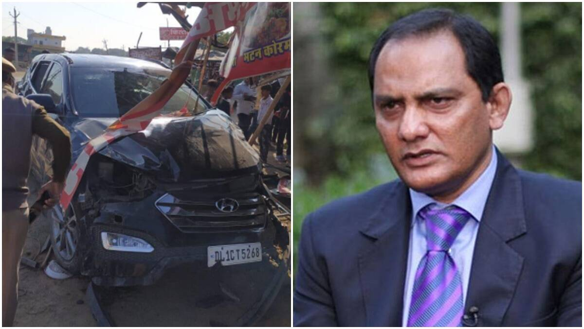 Former India captain Mohammad Azharuddin survives car accident | Sports  News,The Indian Express