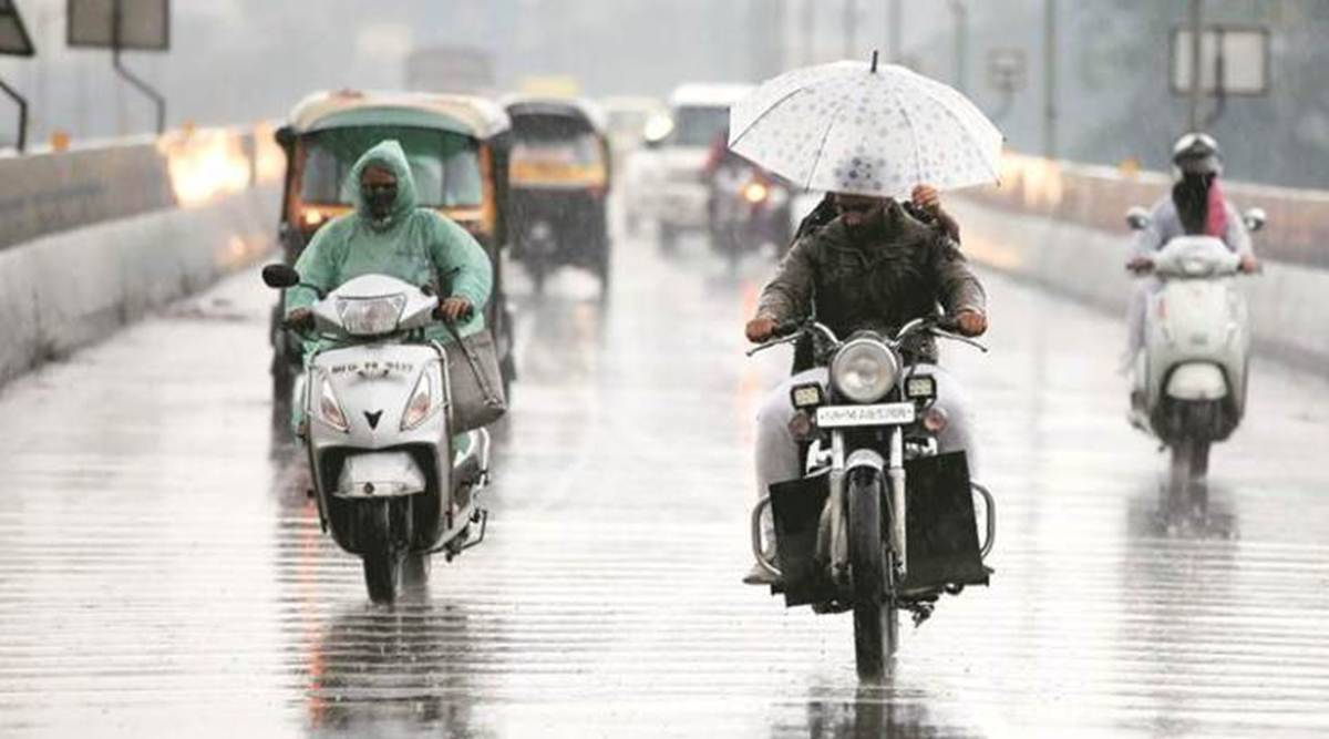 Northeast monsoon, south india rain, south india weather, Northeast monsoon India, India Kerala northeast monsoon, indian express news