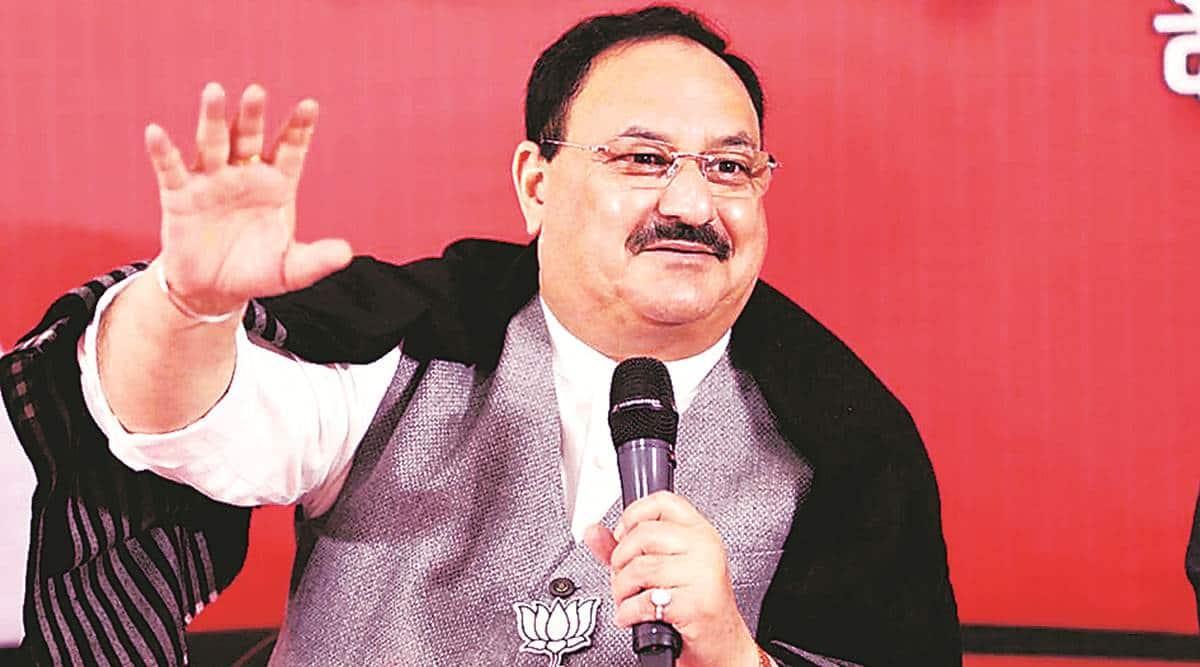 JP nadda, bjp chief nadda, nadda letter to BJP woorkers, Nadda on mamata banerjee, indian express
