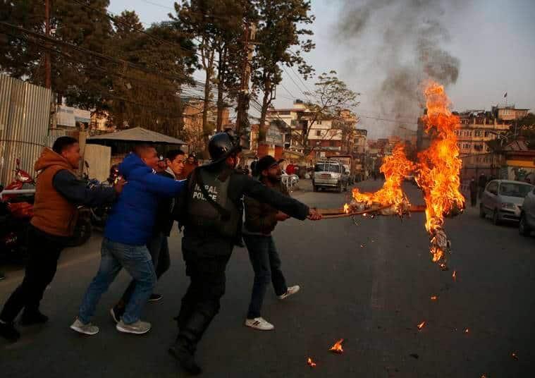 nepal, nepal political crisis, nepal politics, nepal parliament, nepal government