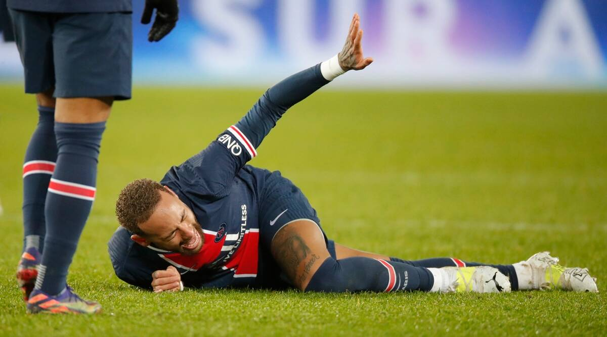 Neymar injury return on schedule after light training session: Mauricio Pochettino