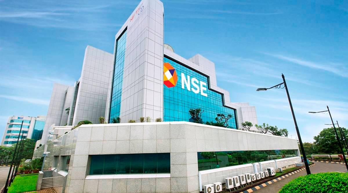 nse building, nse, national stock exchange