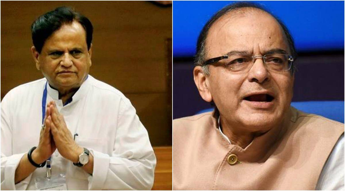 Ahmed Patel and Arun Jaitley — the problem solvers