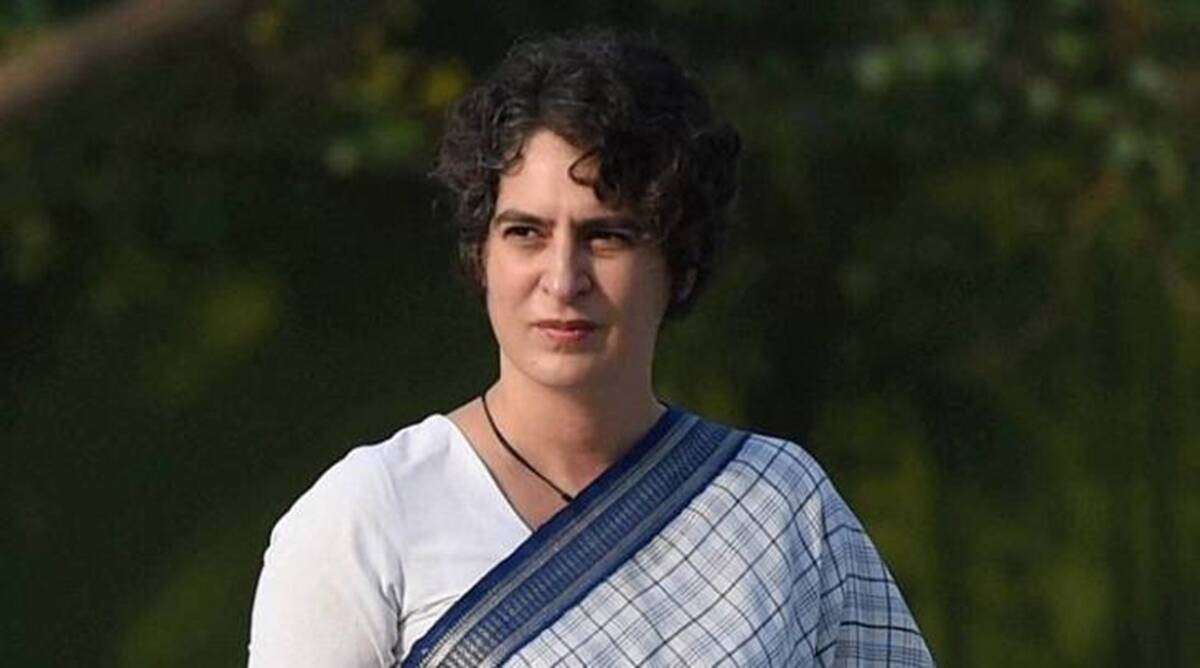 Congress Calendar 2022.Cong Releases Calendar Showing Priyanka S Struggle For Public Issues India News The Indian Express