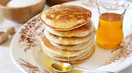 sweet potato, potato pancakes, FSSAI recipe, easy recipe, indianexpress.com, how to make healthy pancakes,