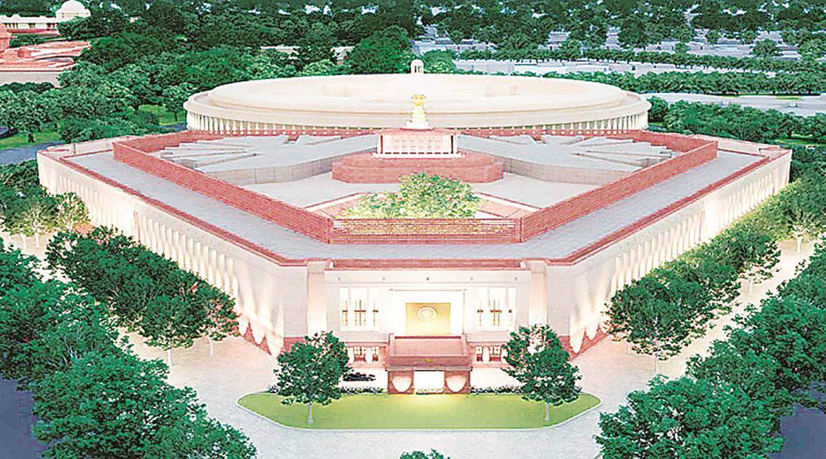 A new Parliament for New India