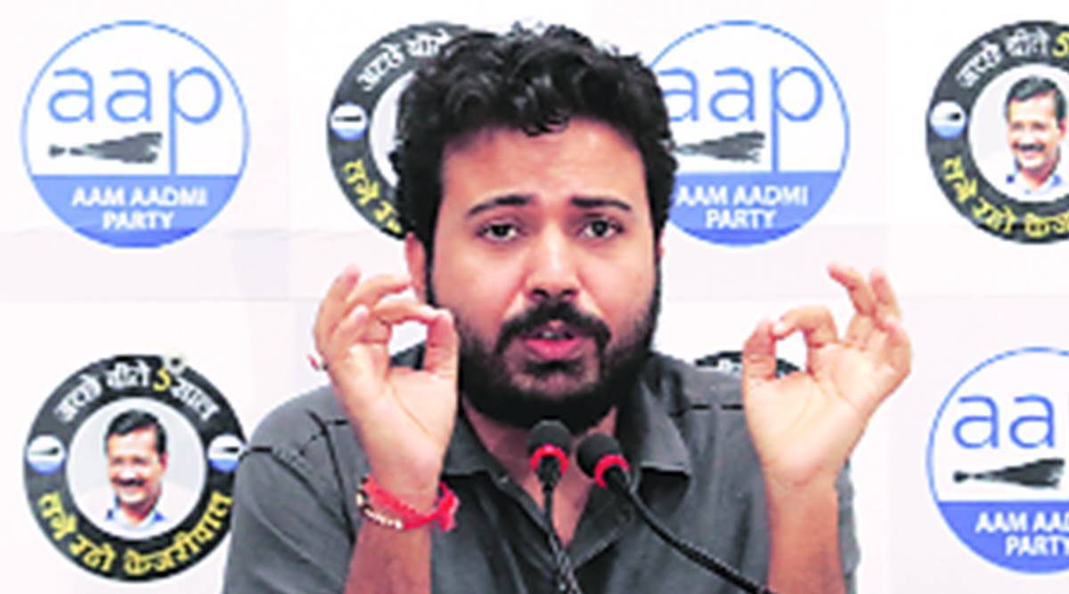 AAP: North MCD has waived crores owed by South MCD
