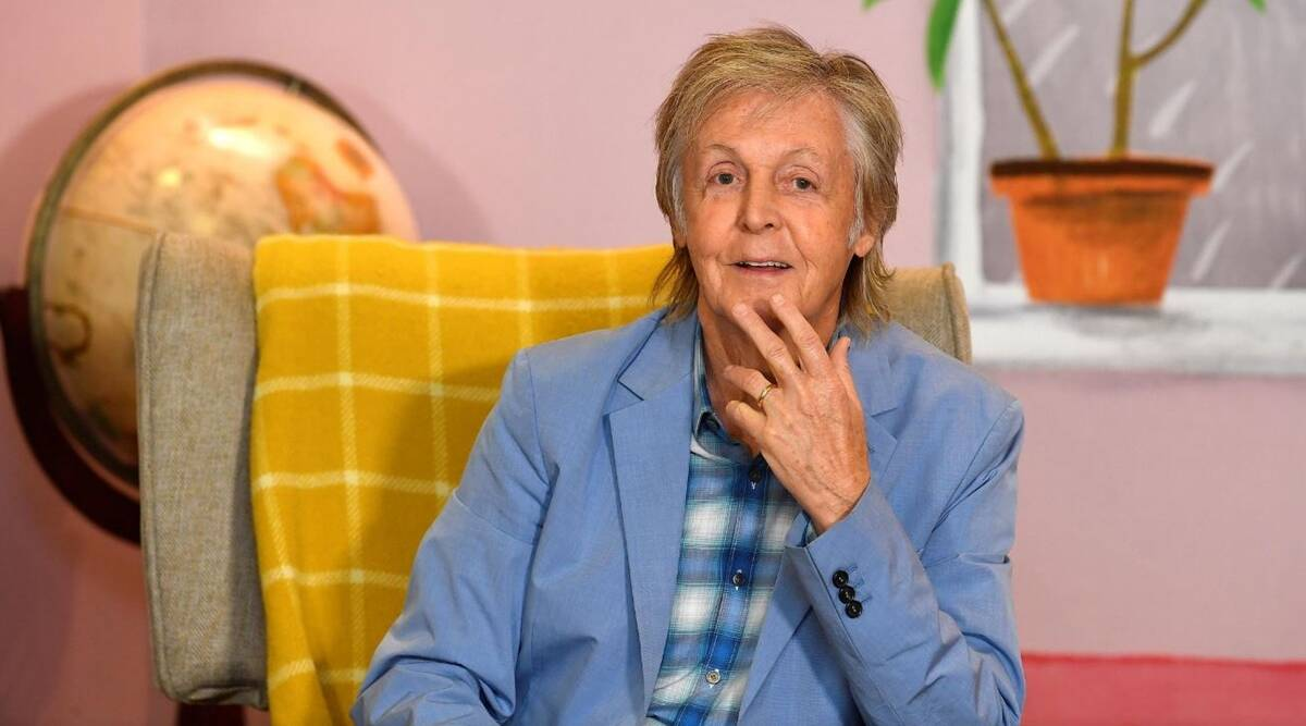 Paul McCartney, Paul McCartney covid vaccine