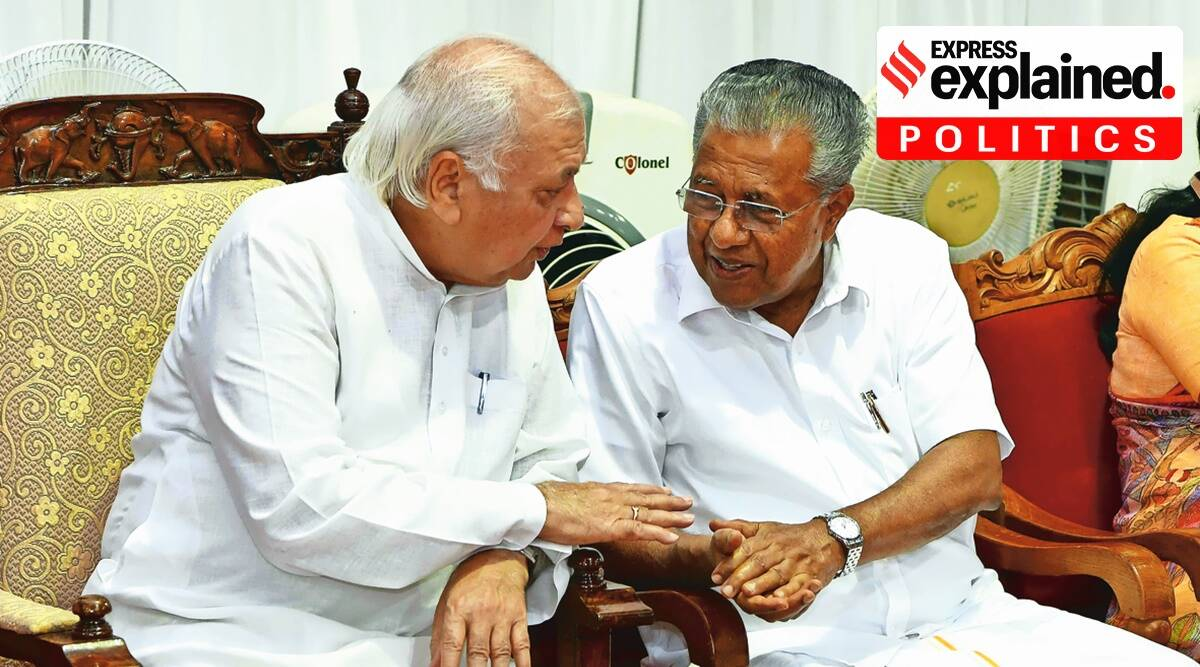 Special Assembly session, Kerala Governor, central farm laws, Arif Mohammad Khan, Pinrayi Vijayan, Indian express explained