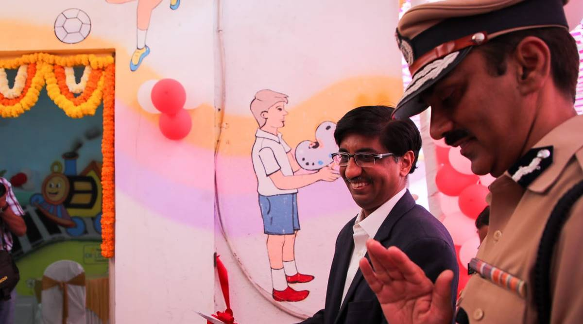 Maharashtra's first 'child-friendly police station' inaugurated in Pune