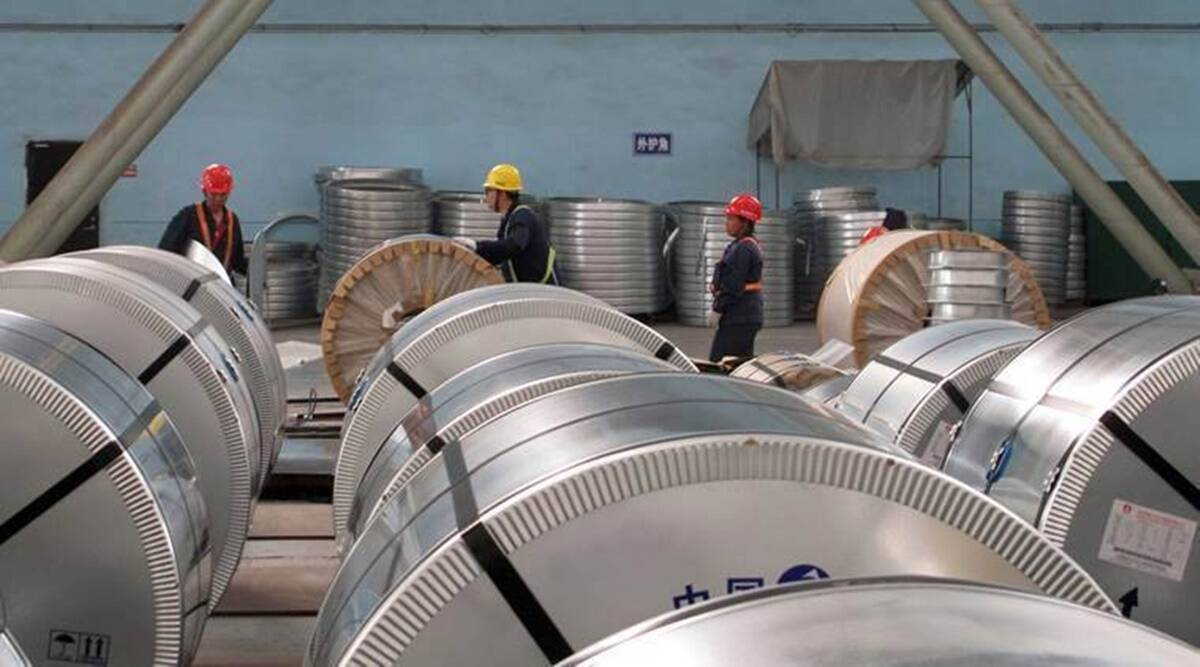 steel prices rise, Punjab steel industry, steel export, CHandigarh news, Punjab news, Indian express news