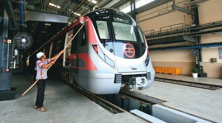 Delhi: Metro revenue deficit Rs 1,900 crore, officials told to limit expenditure