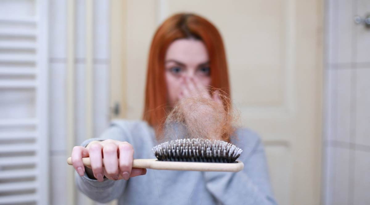 hair loss, treatment for hair loss, hair thinning, what causes hair thinning, how can you stop hair fall, healthy hair, indian express news