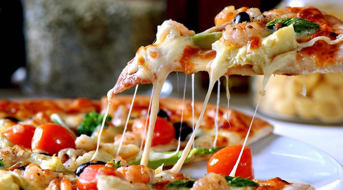 Dominos india, dominos pizza, dominos plant based pizza, Unthinkable Pizza, dominos Unthinkable Pizza, alternate meat, what is alternate meat, indian express lifestyle, indian express news