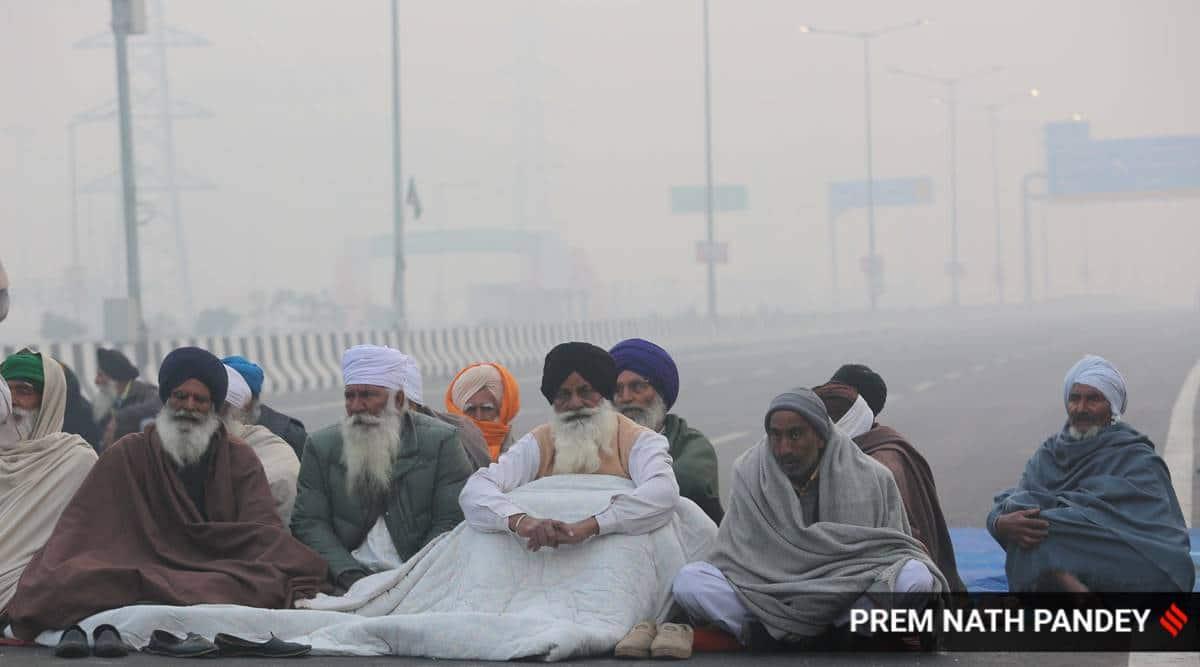 farmers protests, farmers protest news, singhu border, tikri border, punjab farmers, farm law protests