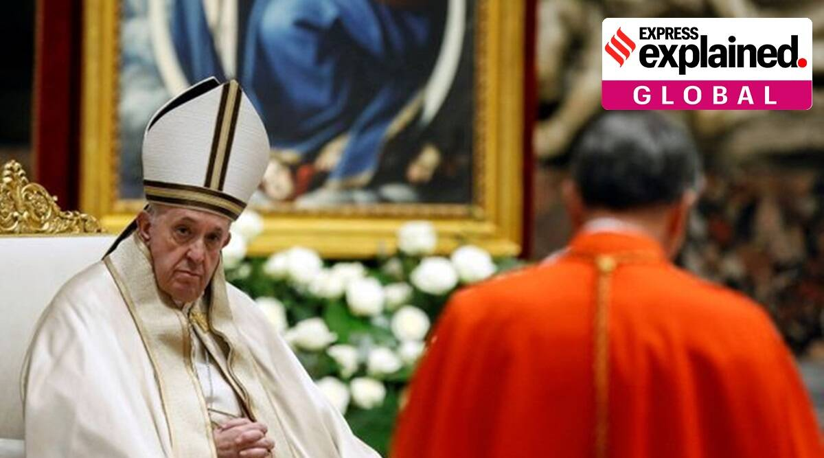 pope francis cardinals.