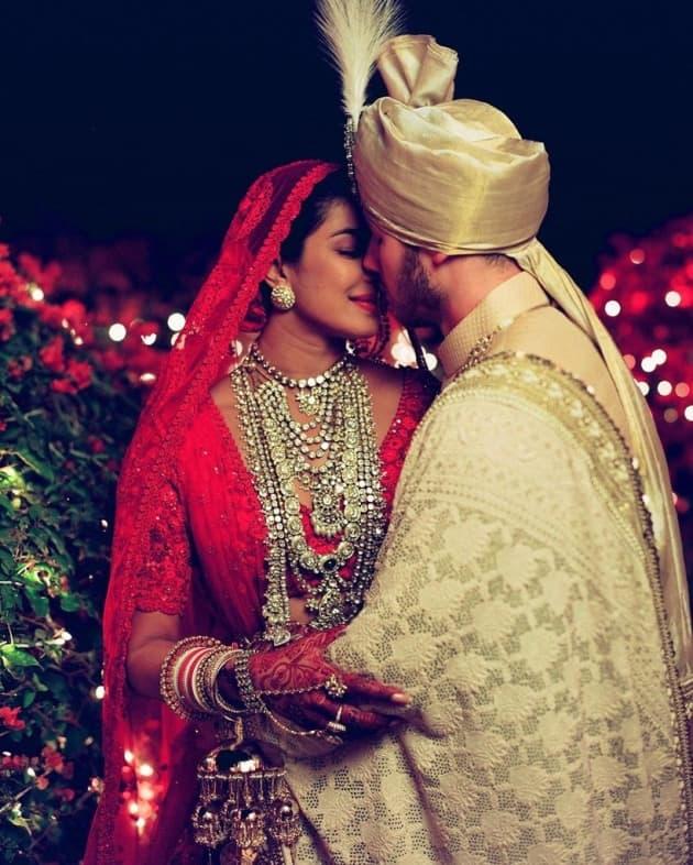priyanka. nick wedding photos