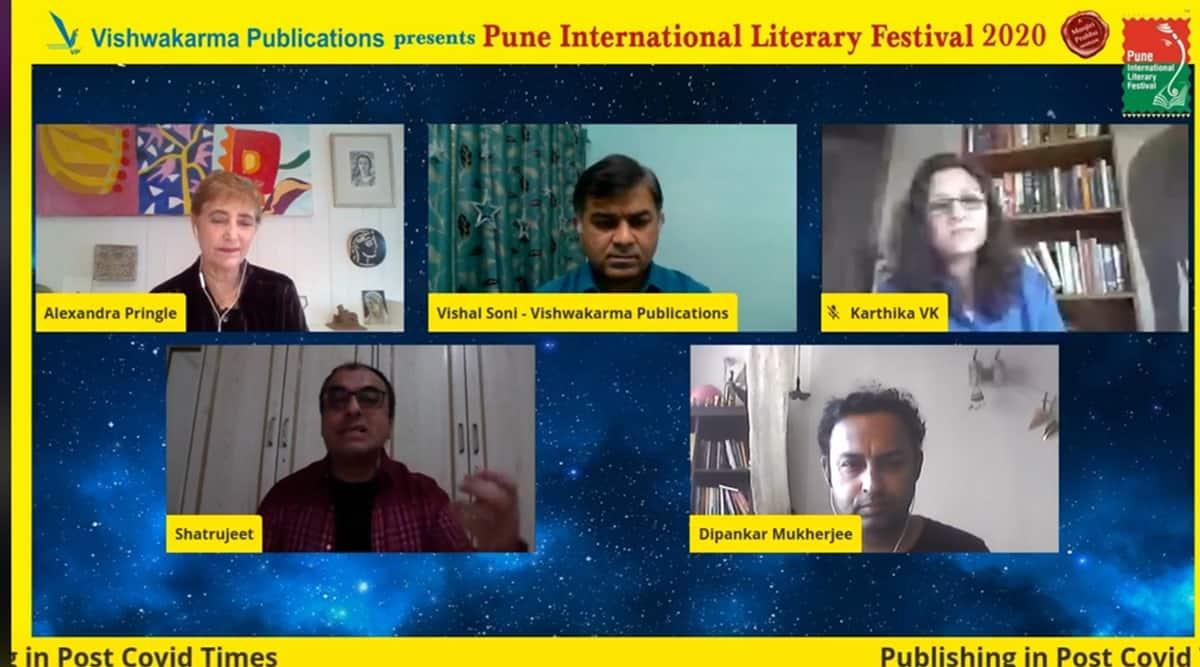 pune literary festival, pune 8 literary festival, pune literaly fest, pune literally fest news, indian express news