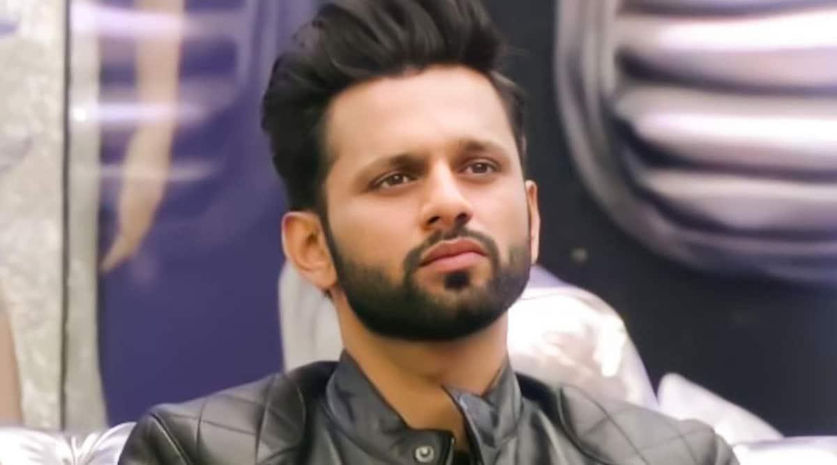 rahul vaidya, bigg boss 14