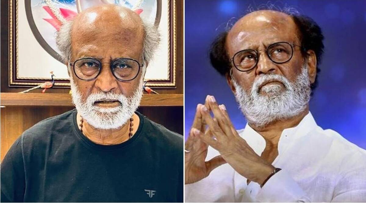 Rajinikanth discharged from hospital, advised complete bed rest - The Indian Express