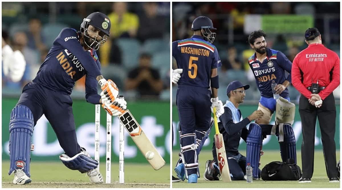 Ravindra Jadeja, Ravindra Jadeja india vs australia t20