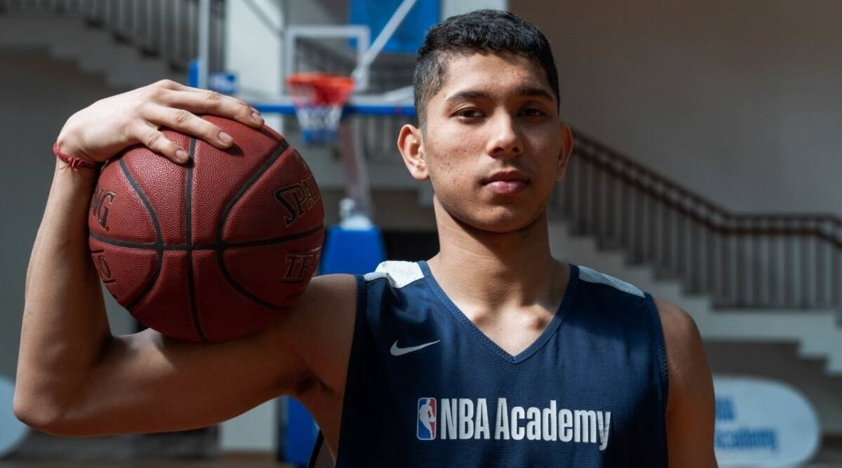 NBA India graduate Riyanshu Negi signs with DME Sports Academy in Florida | Sports News,The Indian Express