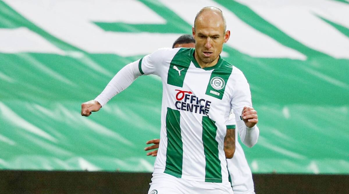 Arjen Robben's comeback for hometown club FC Groningen delayed till next  year | Sports News,The Indian Express