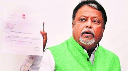 west bengal cid, bjp national vice president, mukul roy, tmc mla murder, Satyajit Biswas, mukul roy named in charge sheet of tmc leader murder, west bengal news, bjp news, indian express news