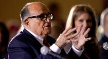 Internet takes on Rudy Giuliani over video of him 'farting'