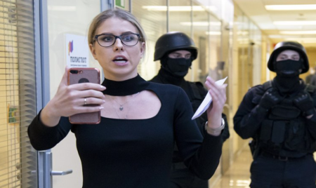 Russian activist Lyubov Sobol released, Russian opposition leader Alexei Navalny, Moscow news, Russia, World news, Indian express