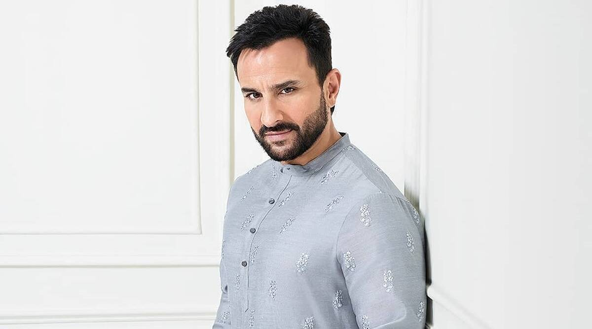 Case filed against Adipurush star Saif Ali Khan for hurting religious  sentiments | Entertainment News,The Indian Express