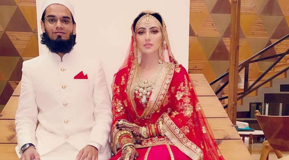 sana khan on marriage