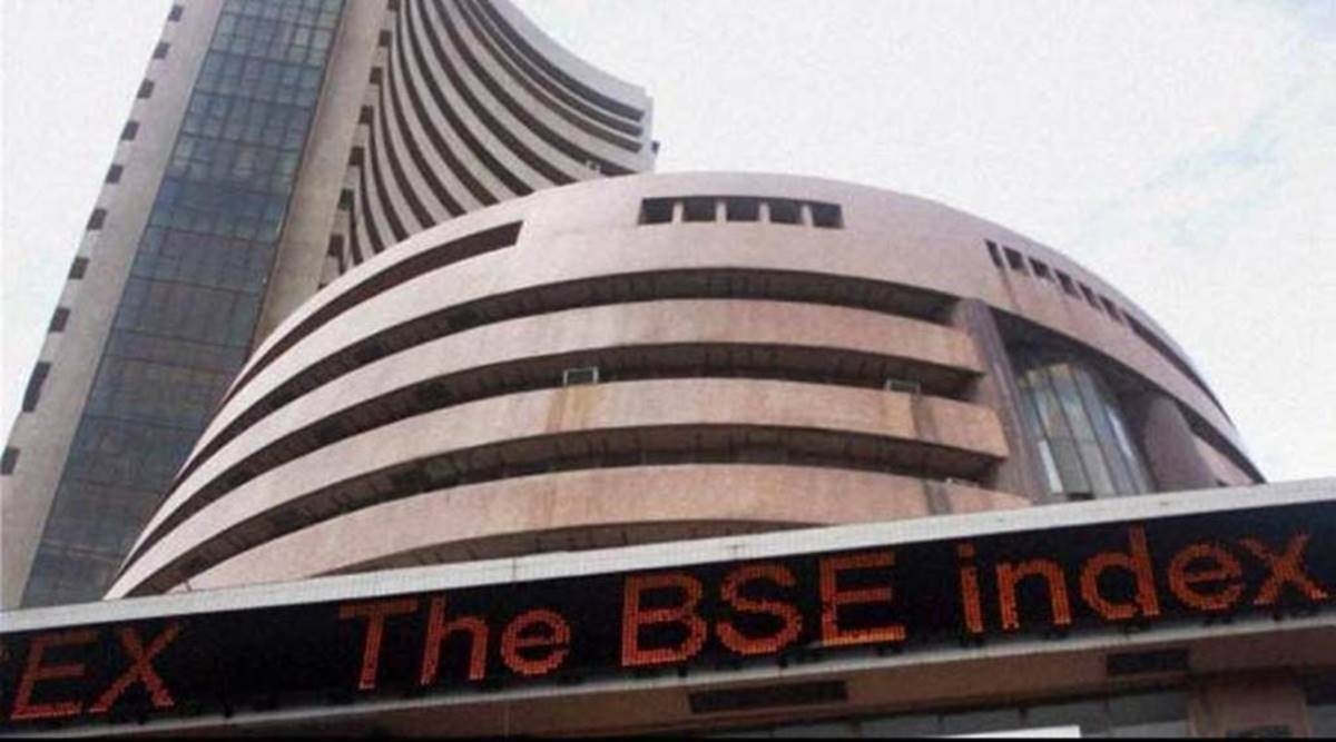 second quarter GDP data, Covid vaccine hopes, NSE Nifty index, economy news, INdian express news