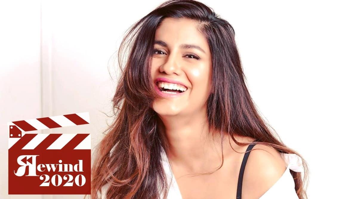 shreya dhanwanthary 2020 web shows
