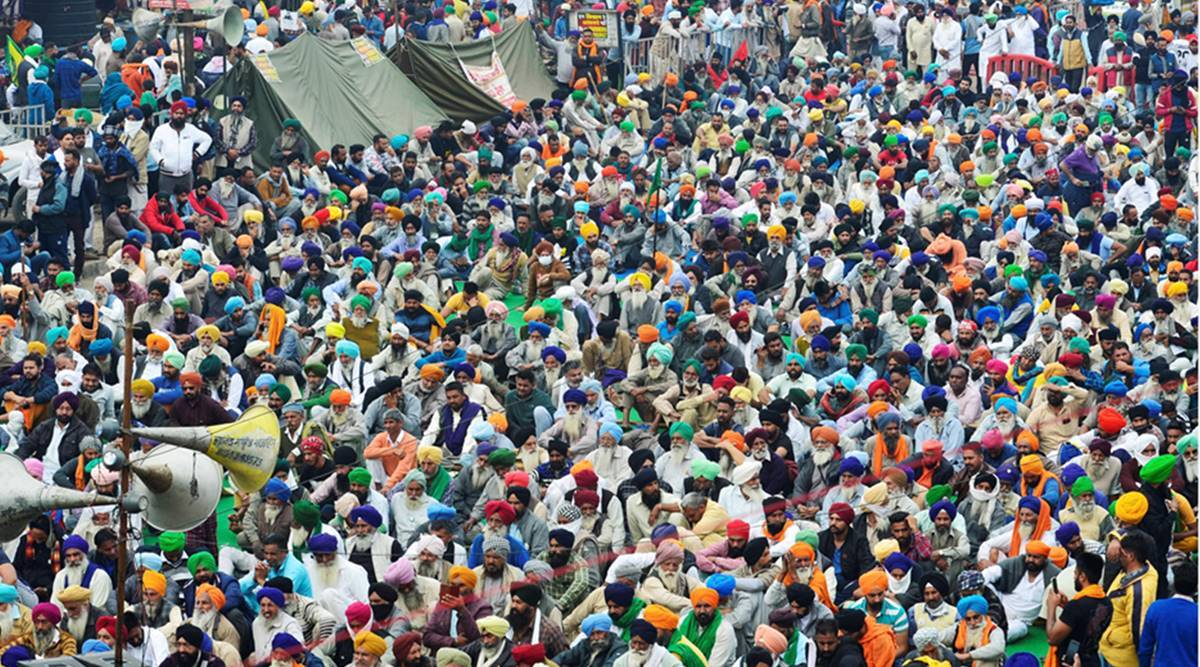 Demanded repealing of laws, guarantee of MSP since day 1: Farm unions