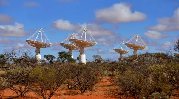 Australia telescope, Australia telescope ASKAP, Google Maps of the Universe, Telescope which maps Universe, Indian Express
