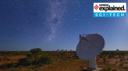 How a telescope in Australia is creating a 'Google map' of the Universe