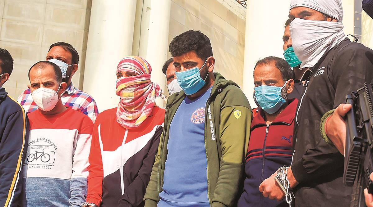 Five held, ISI-Khalistan nexus busted: Delhi Police