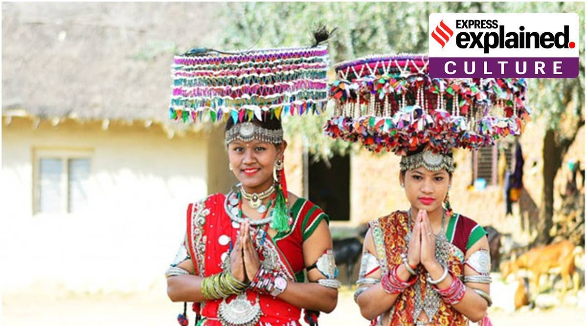 tharu tribals, tharu tribals UP tourism, who are tharu tribals, tharu tribals culture, UP tourism places, uncommon destinations uttar pradesh, express explained, indian express