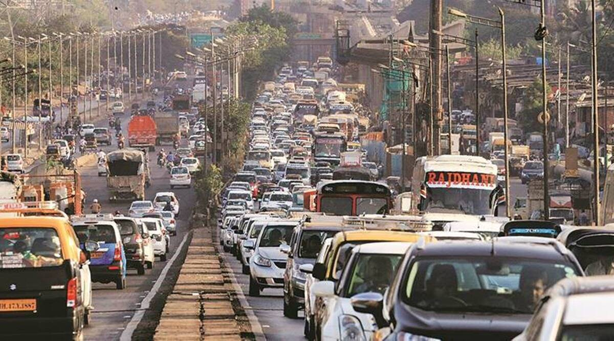 pune traffic, pmc, pmc City Improvement Committee, pune traffic conjunctions, pune news, indian express news