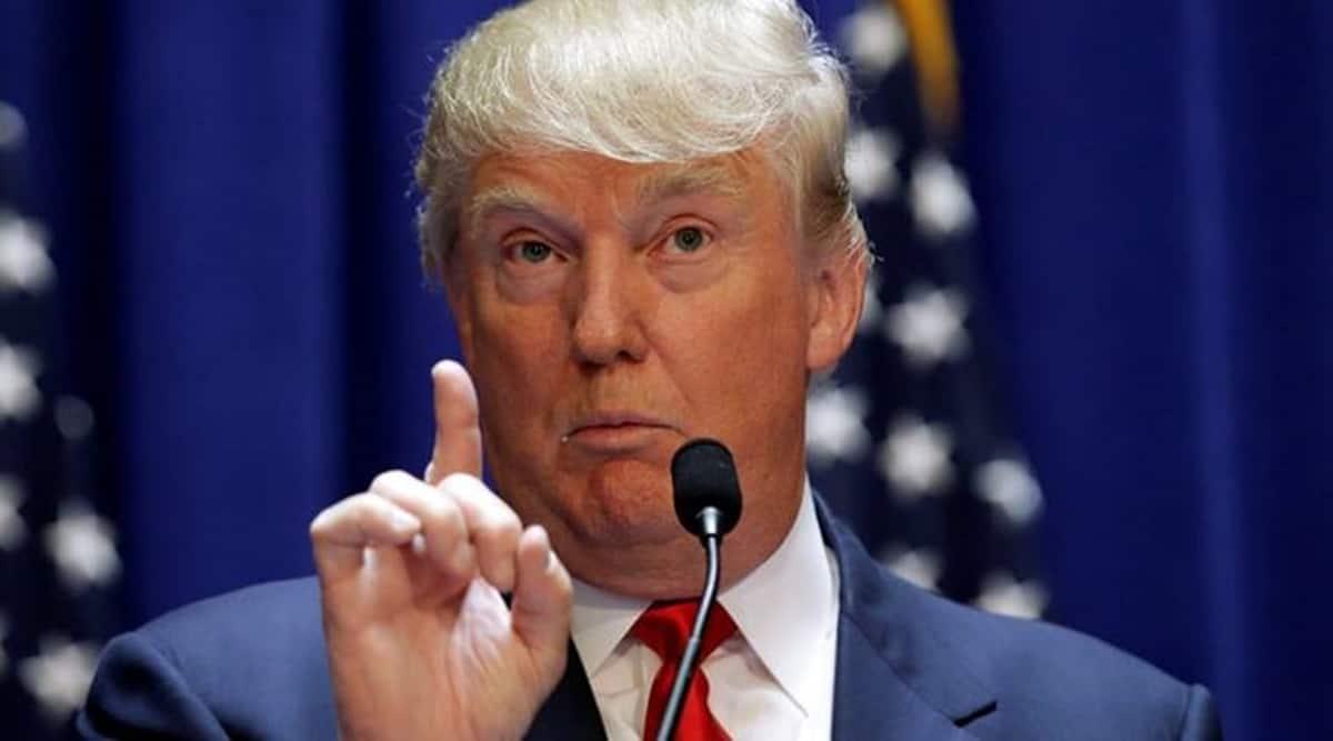 Donald Trump, Donald Trump veto on defence bill, US Spending bill, US House, world news, indian express