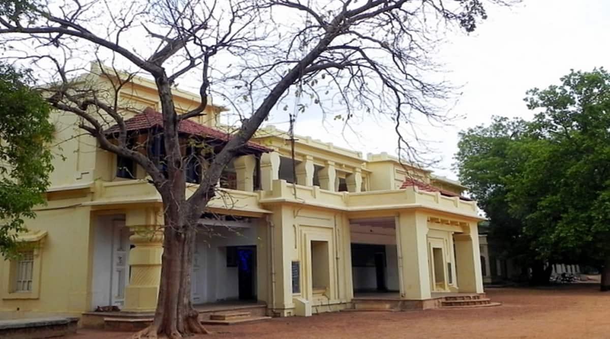 Visva Bharati University, sudipta bhattacharya, kolkata news, west bengal, indian express