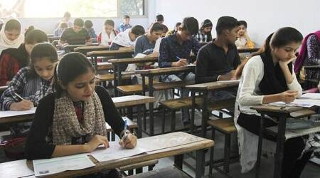 UP state board exams